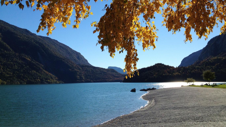 Circondati da un paradiso naturale in Trentino tra il Lago di Molveno e le Dolomiti di Brenta