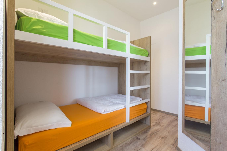 La nostra camera quadrupla Damiano